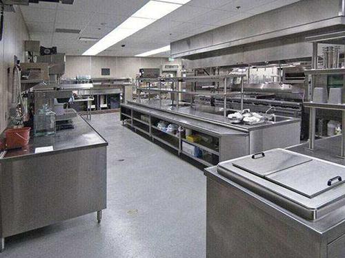 高效制作厨房设备厂应该具备哪些前提?