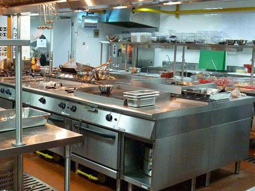商用厨房后厨效率低?这些小细节马上翻倍