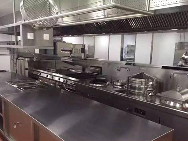 虾吃虾涮餐饮店厨房设备工程
