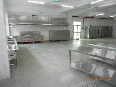 吉林永大集团有限公司厨房工程
