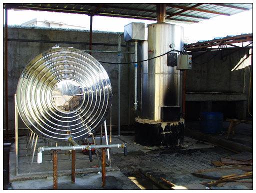 热水炉工程