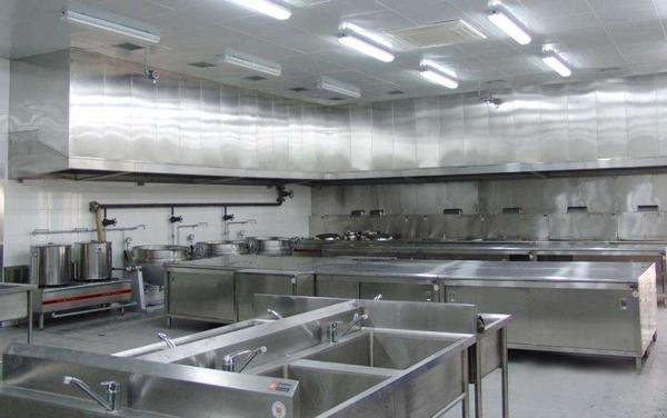 东莞市大朗第一中学学校厨房工程