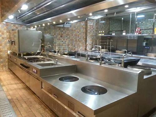 宏量教您怎样优化厨房设备的摆放格局?