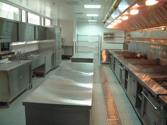 惠州家路国际大酒店厨房工程