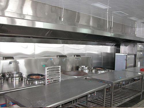 各类商用厨房设备的保养知识说明