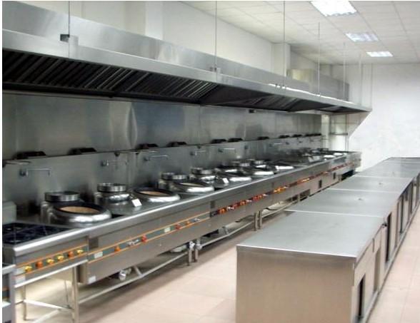 东莞豪门大饭店厨房设备工程