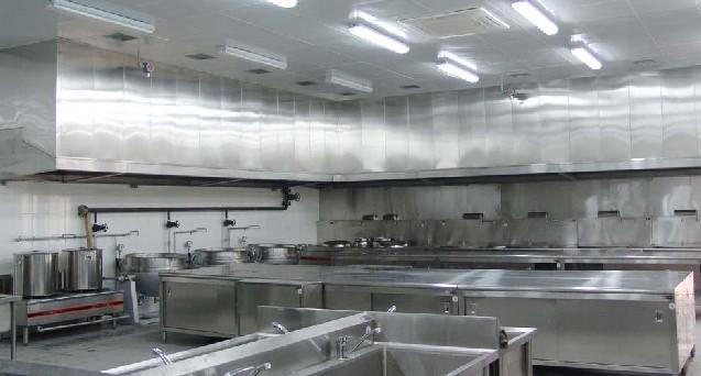 渔公渔婆厨房工程