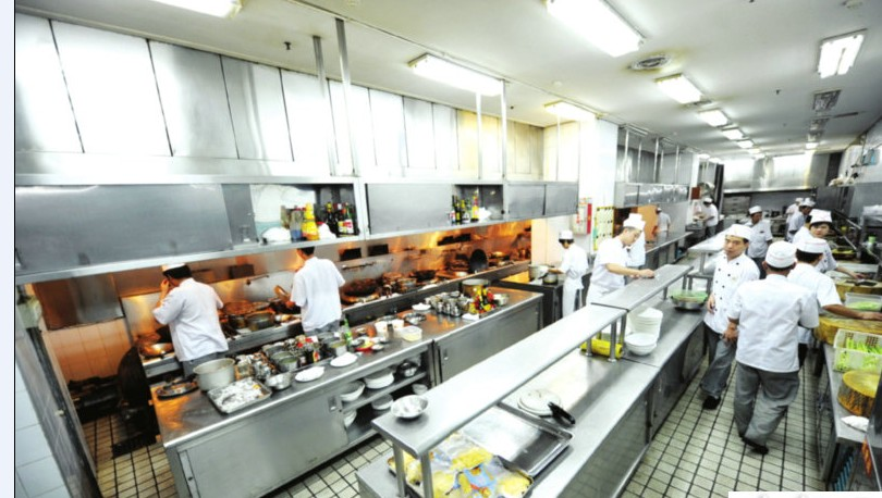 王府酒店整体厨房改造
