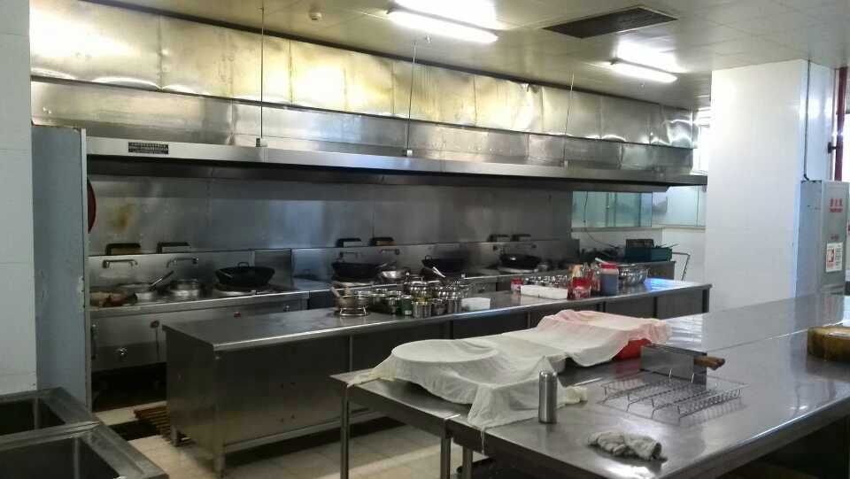 湖南省儿童医院厨房工程