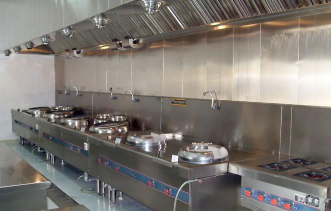 东方潮菜厨房设备工程