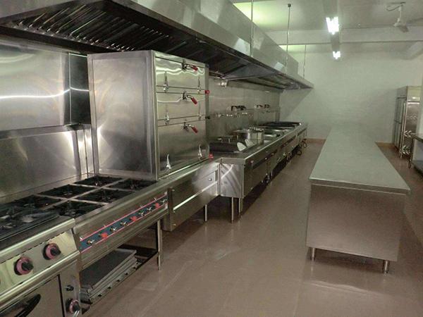 企业单位、工厂、学校厨房设备设计的四大原则
