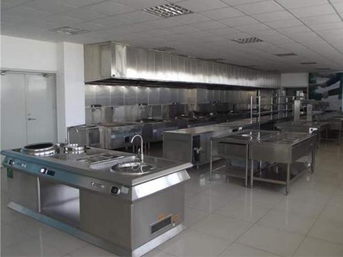 食堂厨房设备中灶具体都有哪些?