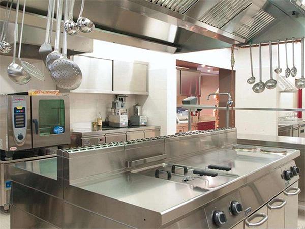 学校食堂厨房设计的四点建议