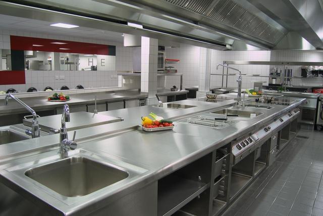 西餐厅厨房设备