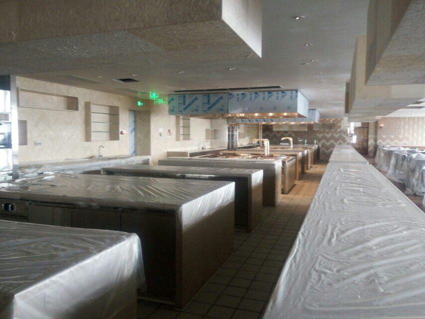 國佐客牛排西餐廳廚房工程