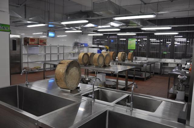 餐厅厨房设备 不锈钢厨具