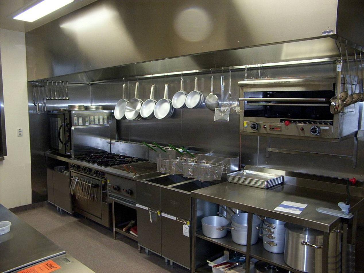 餐厅厨房制冷设备