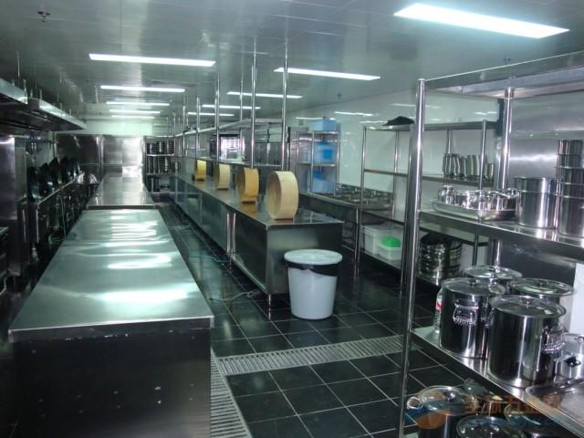 广西北海海滩大酒店厨房工程
