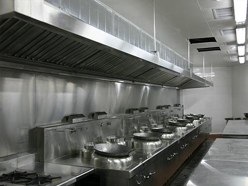 那些商用厨房设备在使用过程中容易出现的不妥操作