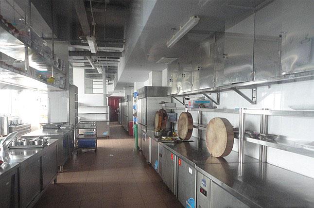 北京歌华开元大酒店厨房工程