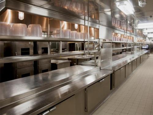 如何建设一个好用合理的餐厅餐馆厨房?