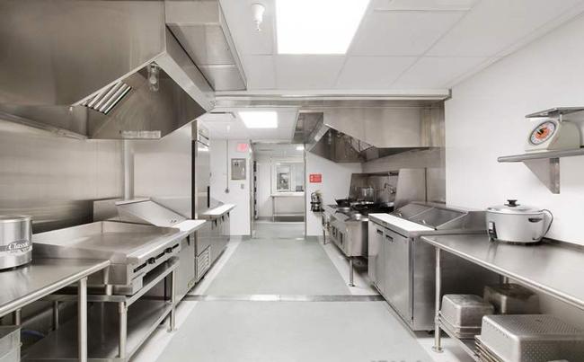学校应该如何保养食堂厨房设备呢?