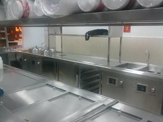 厦门长庚医院厨房工程