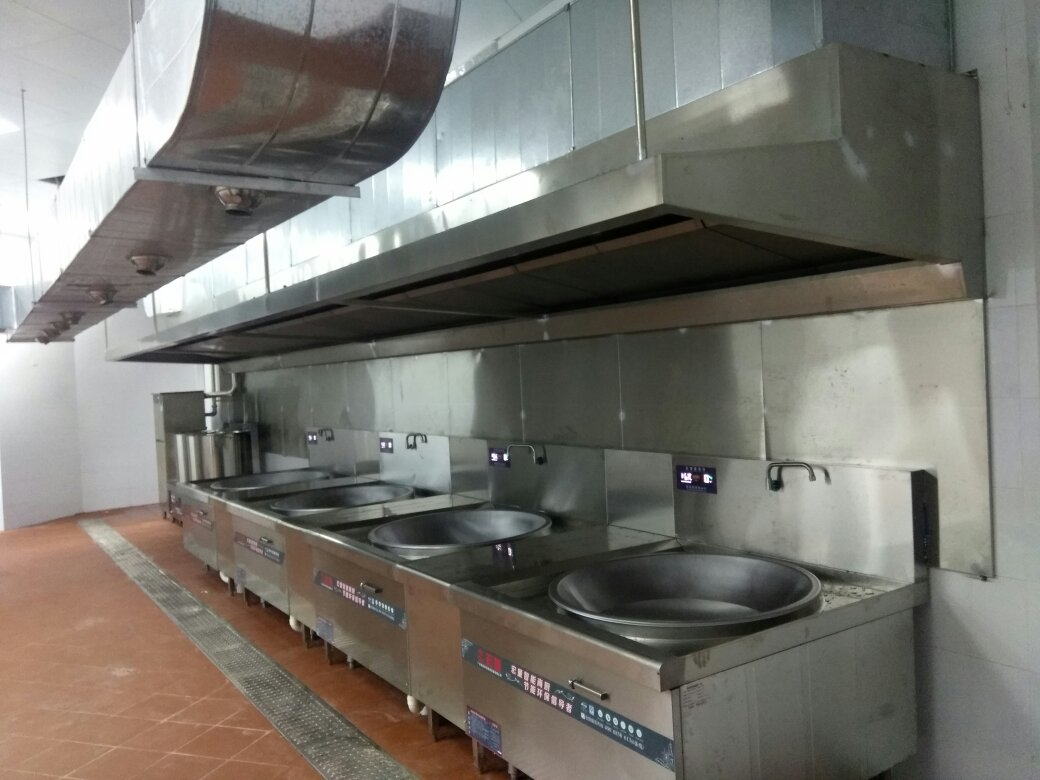 厨房油烟净化系统