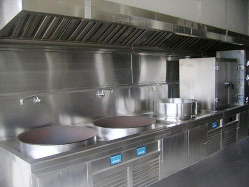 老员外餐饮连锁有限公司厨房工程