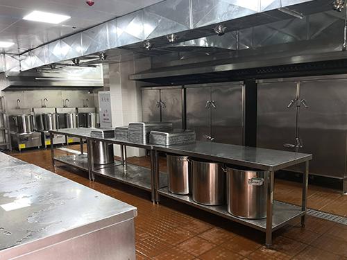 开学啦!学校食堂厨房设备的安全知识有哪些?