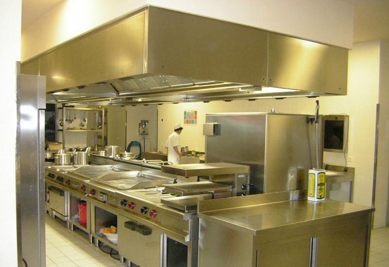 上海英伦时光西餐厅厨房工程