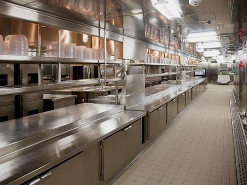 酒店厨房设备必须采用的防火安全措施对策