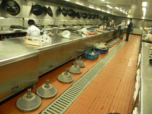 厦门正新海燕轮胎有限公司厨房工程