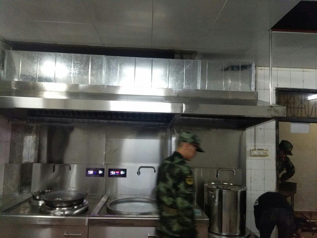 厨房排风工程