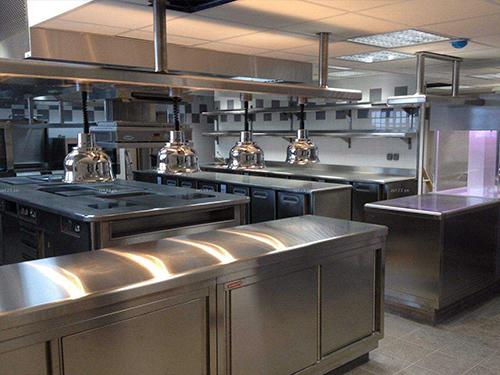 酒店厨房设备应该如何安装才能充分发挥