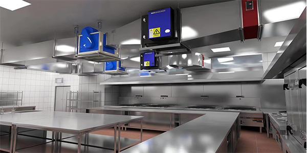 企业单位筹备食堂需要哪些厨房设备?