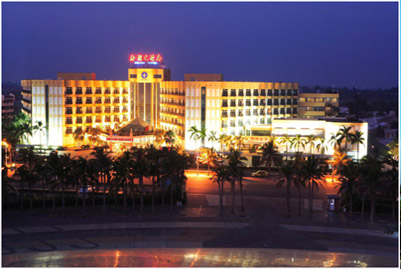 广西北海海滩大酒店