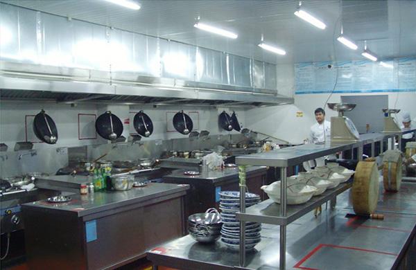 重庆顺风餐饮有限公司厨房工程