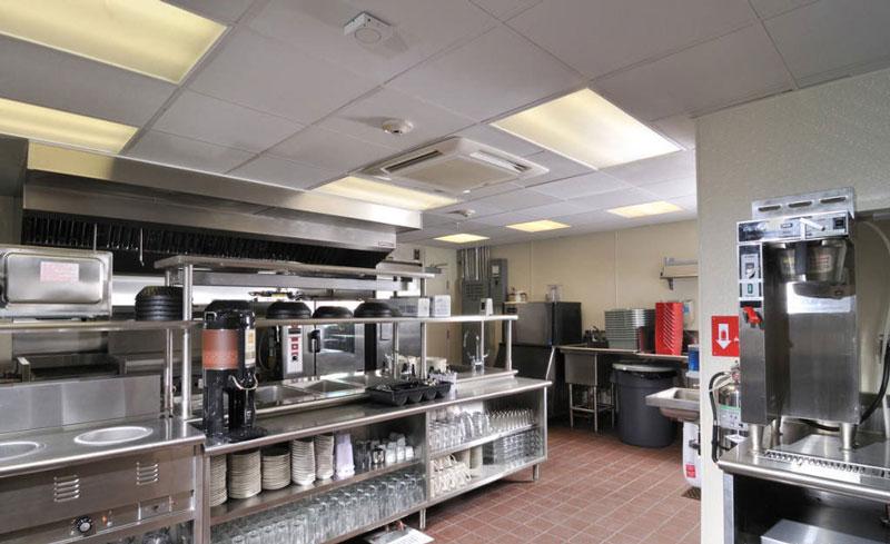 广州市铫海餐饮管理有限公司厨房工程