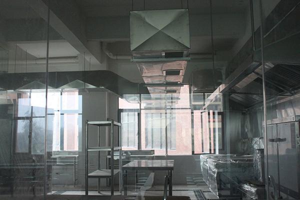 东莞联达纺织有限公司厨房工程