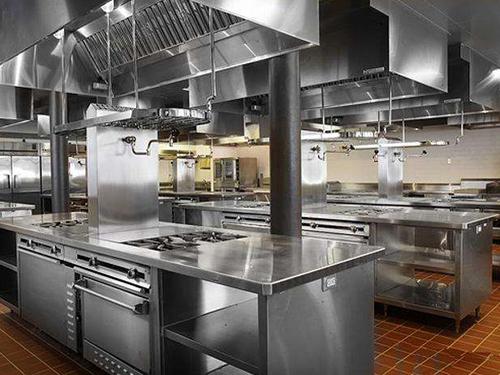 商用厨房设备安装注意要点,你知道几点?