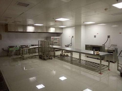 学校厨房设备厂家分享各种厨房设备布局方式