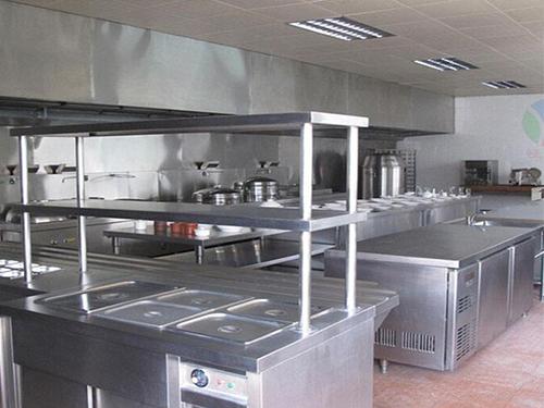 食堂厨房有哪些厨具你知道多少?宏量带你认识!