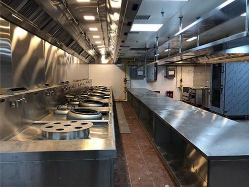 宏量教您工厂食堂厨房设备应该怎么配才好