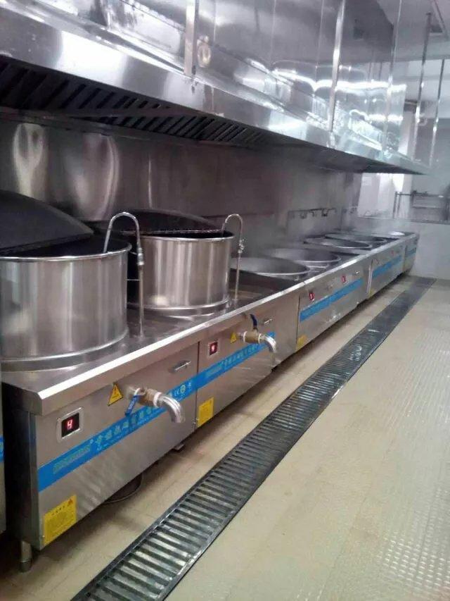 广西科技大学食堂厨房设备工程