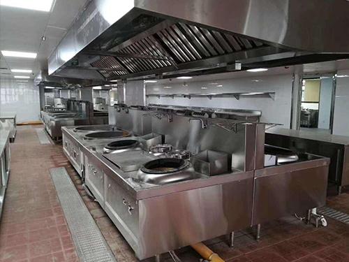 厨房厨具设备在选购时必须要遵守的两个原则