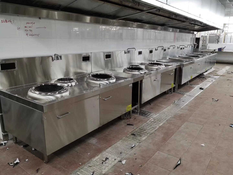 食堂厨房扩容
