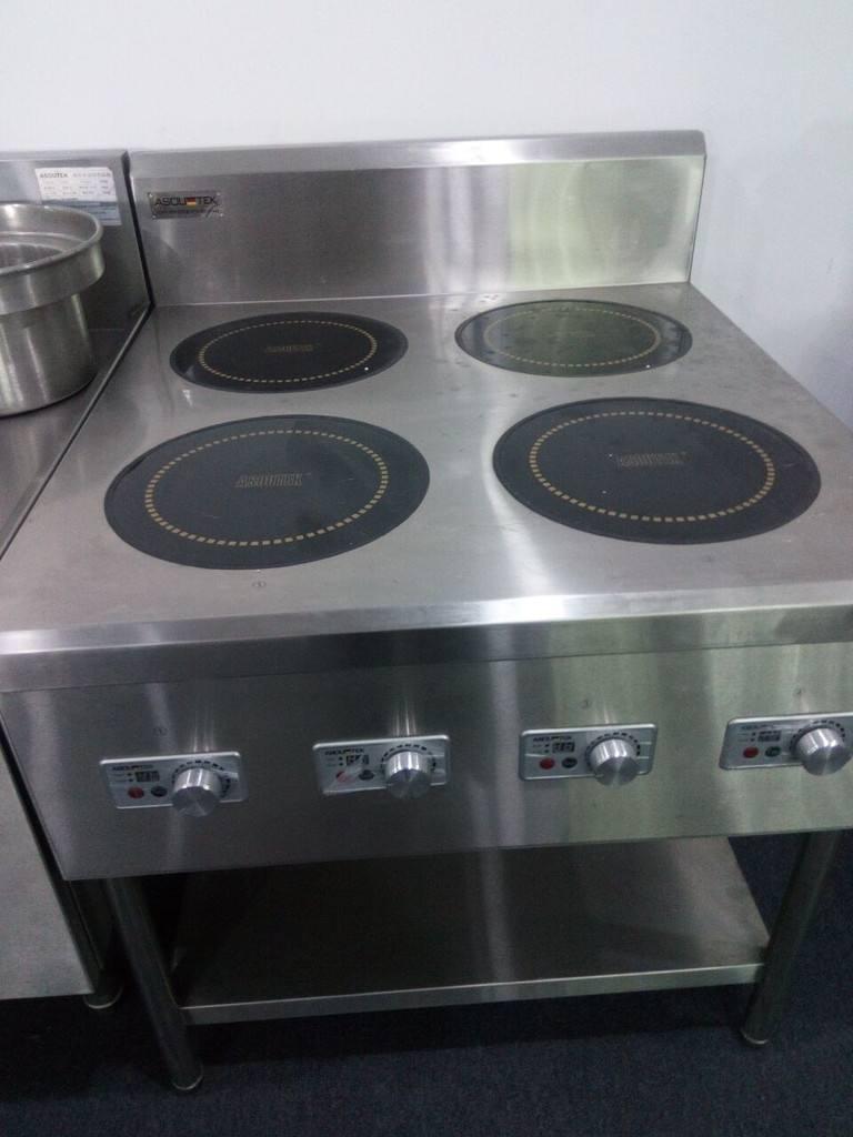 饭堂厨房设备平头炉