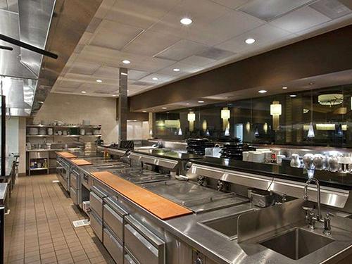 酒店厨房工程设计需要注意好哪些规范事宜