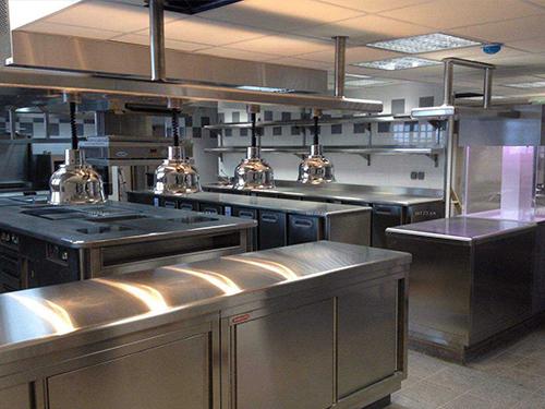 商用厨房设备如何设计更合理呢?看完你就懂!